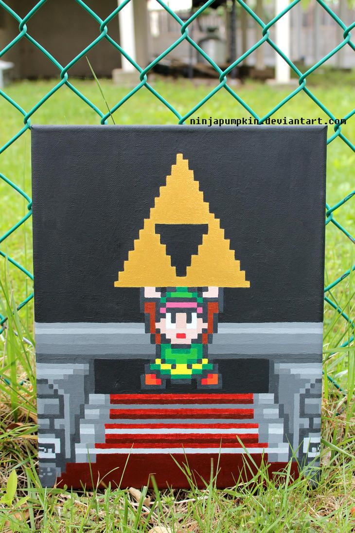 Link by ninjapumpkin
