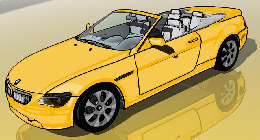 BMW M6 by Klein-F