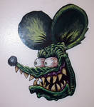 Ratfink cutout