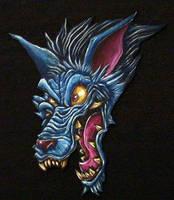 wolfy cutout by 1311