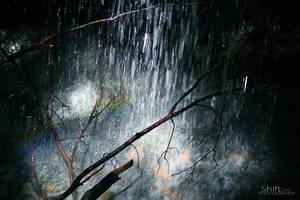 Waterfall by ShiftonePhotography