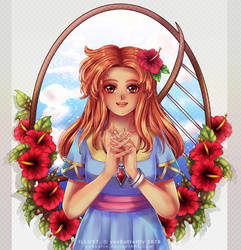 .: Marin :. by cakeyrin