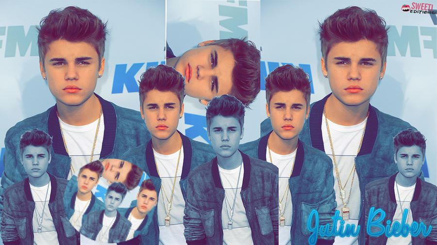 Blend Justin Bieber By Feerab2302