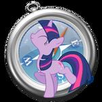 Safari icon - twilight sparkle