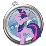 Safari icon - twilight sparkle