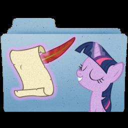 documents folder twilight spar by spikeslashrarity