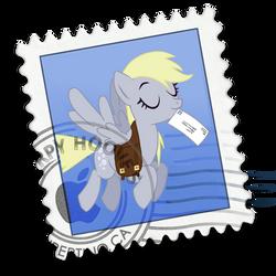 mac mail - derpy