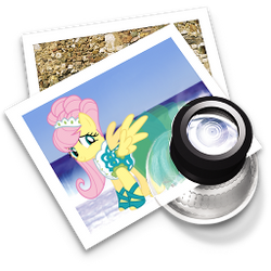 preview icon - fluttershy
