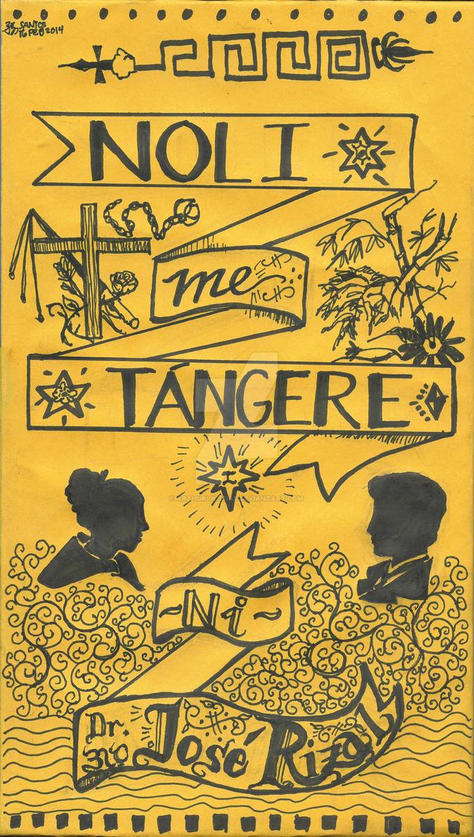 Noli Me Tangere/Chapters