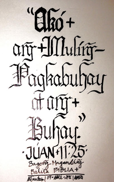 Resurrectio by ArthurIglesias