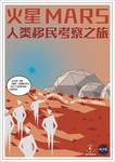 Mars-Poster of 2016 Pineapple Science Award