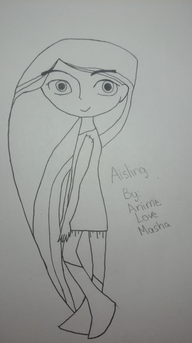 Aisling by AnimeLoveMasha