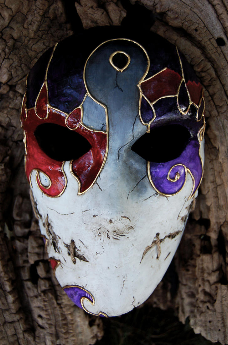 Jack of Blades Mask by AnotherFaceStudio