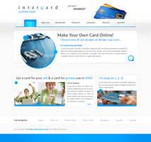 Intercard Custom Card by ivelt