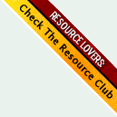 The Resource Club CSS badge by ivelt