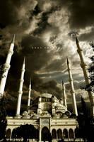 adana merkez mosque by idilsalihakuntuz