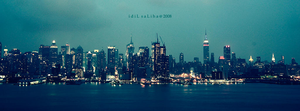 New York A Rainy Day By Idilsalihakuntuz On Deviantart