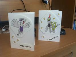 Christmas Cards by Demonheadge