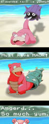 Mega Slowbro! by Demonheadge