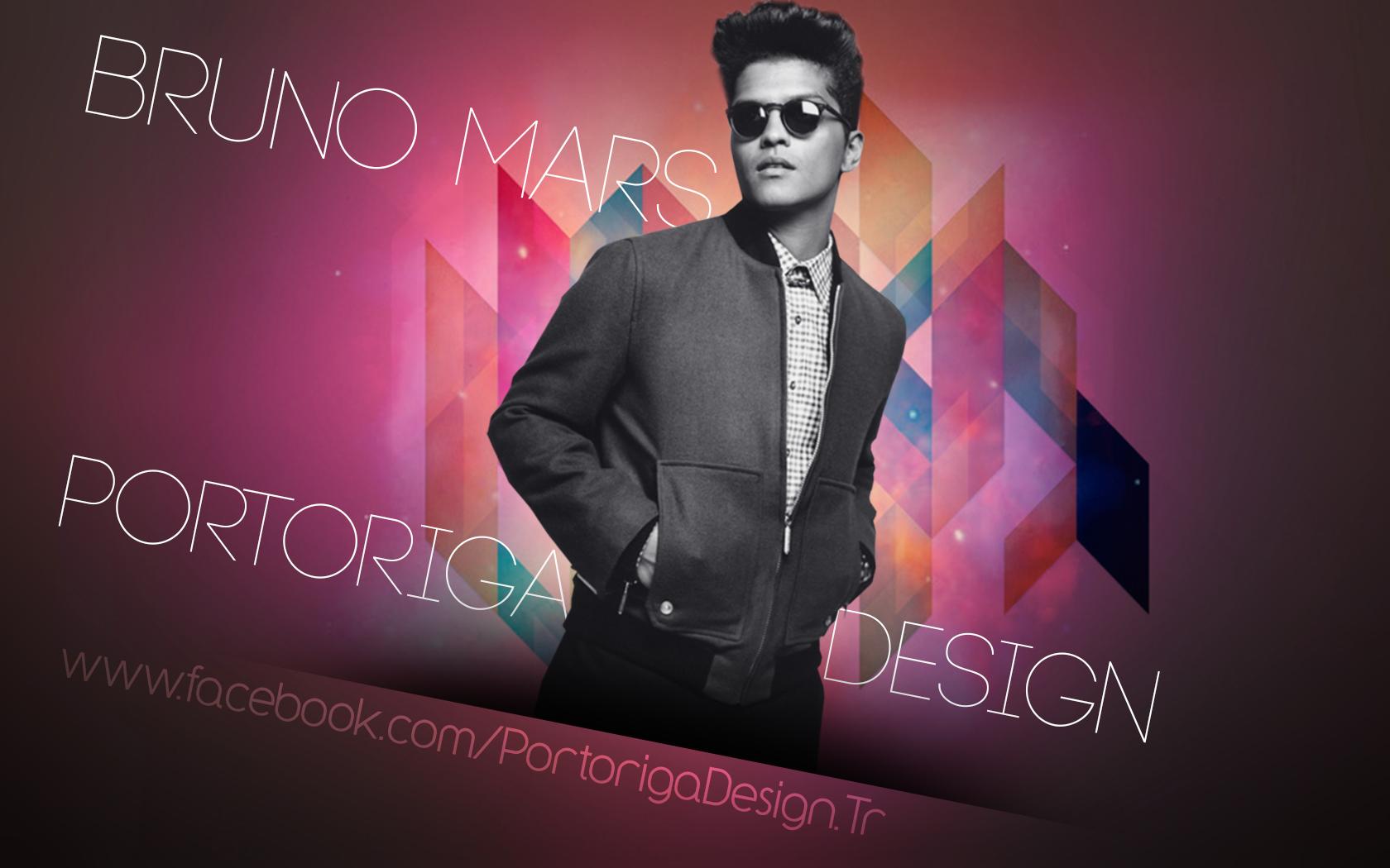 Bruno Mars Wallpaper By Portoriga On DeviantArt