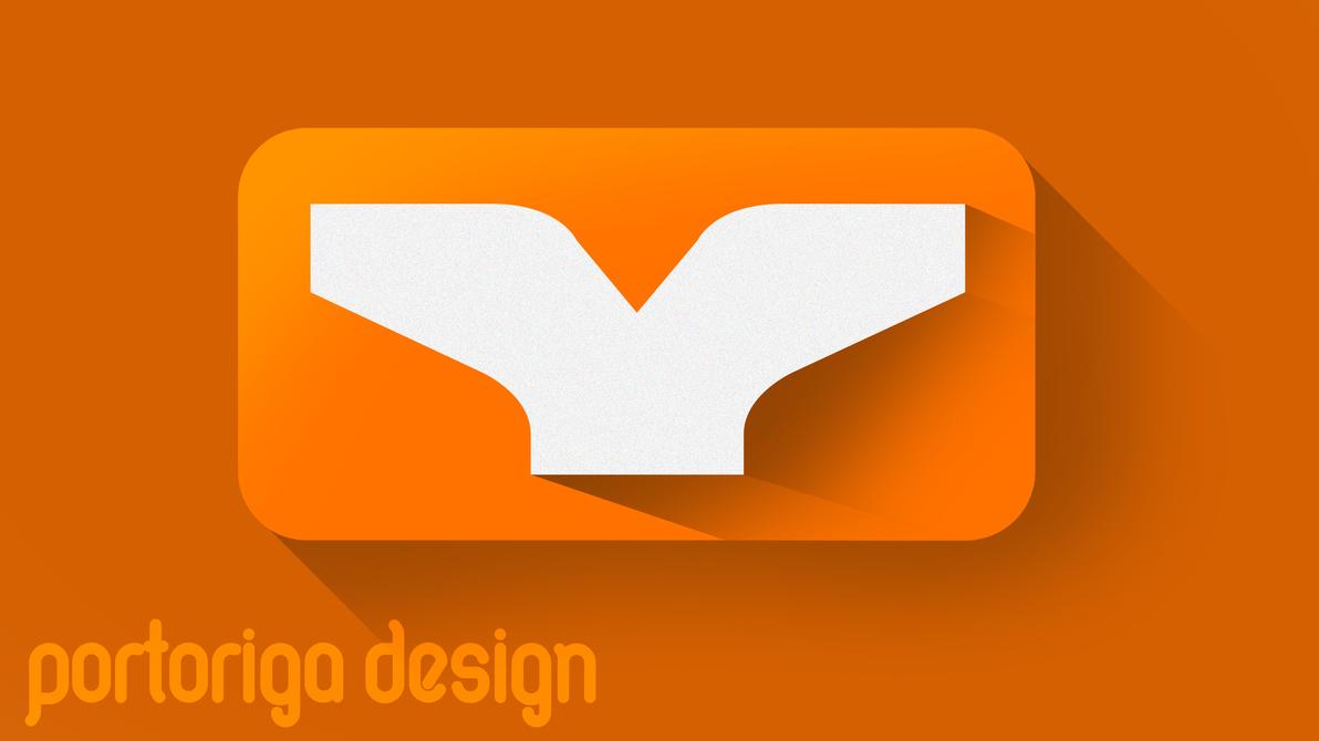 My logo on Behance