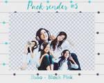 Pack render#5 Jisoo - Black Pink