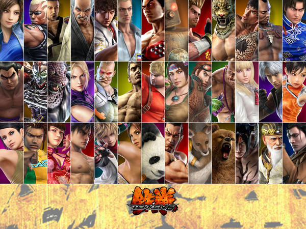 Tekken 6 by YogorutoSenpai