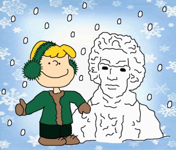 Peanuts Christmas II by cecilymarlasmith on DeviantArt