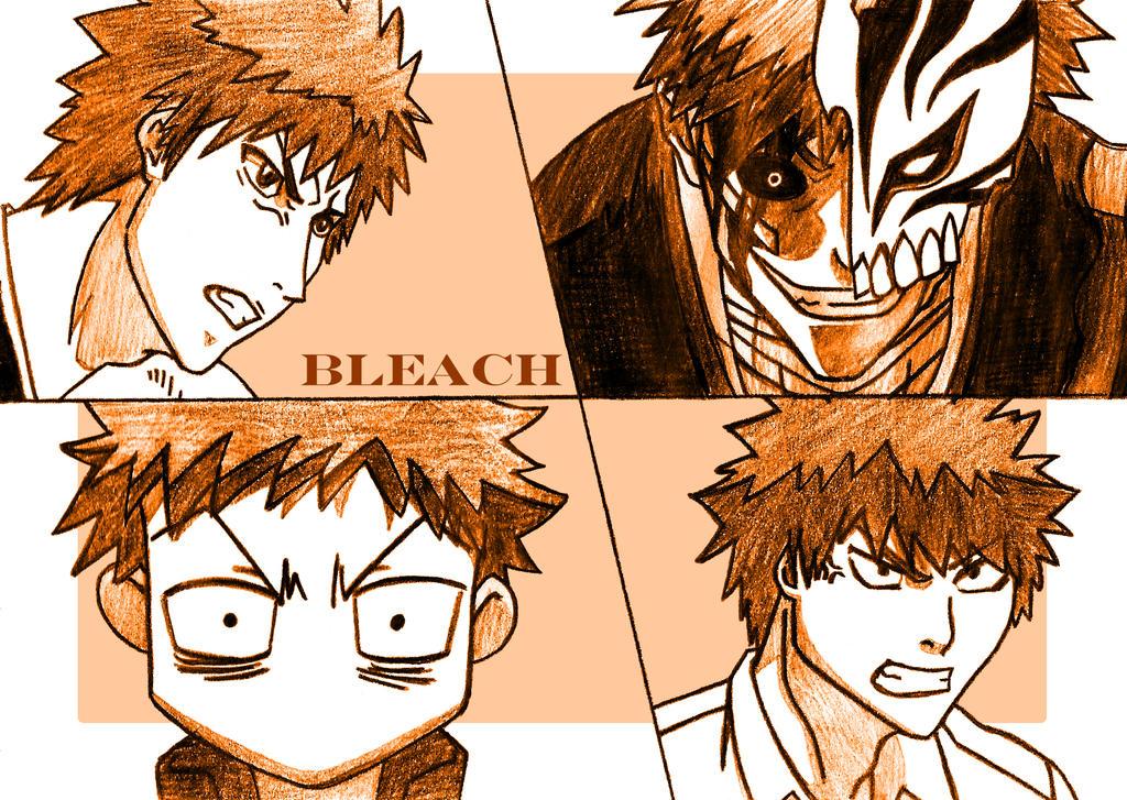 Ichigo Kurosaki by Elizabuffy