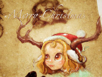 Merry Christmas by GaladrielW10
