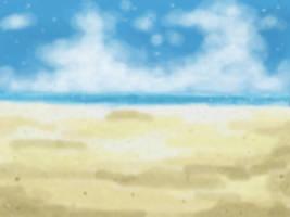 Test: Digimon Adventure Background Style