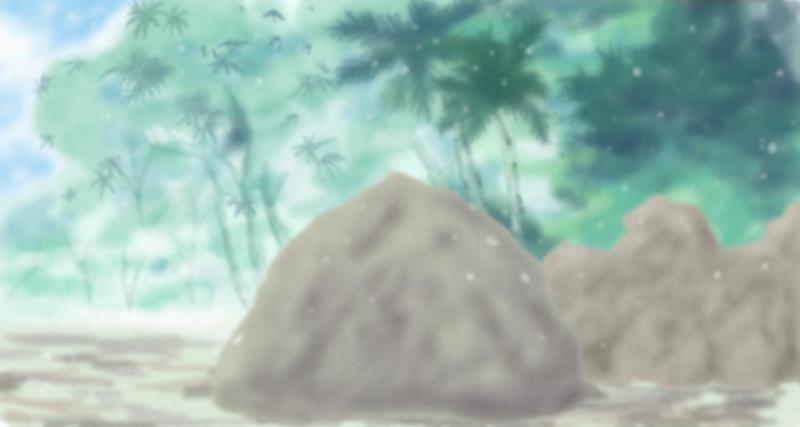 Digimon Adventure Background Test 2