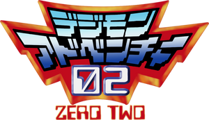 Digimon Adventure 02 Logo HD