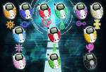 Digimon Adventure 02 - D-3 Digivice Uplink