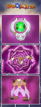 Digimon Alpha Generation - Lopmon SHINKA Wendimon
