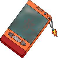 [CM for Stardust00] A very fiery Digivice