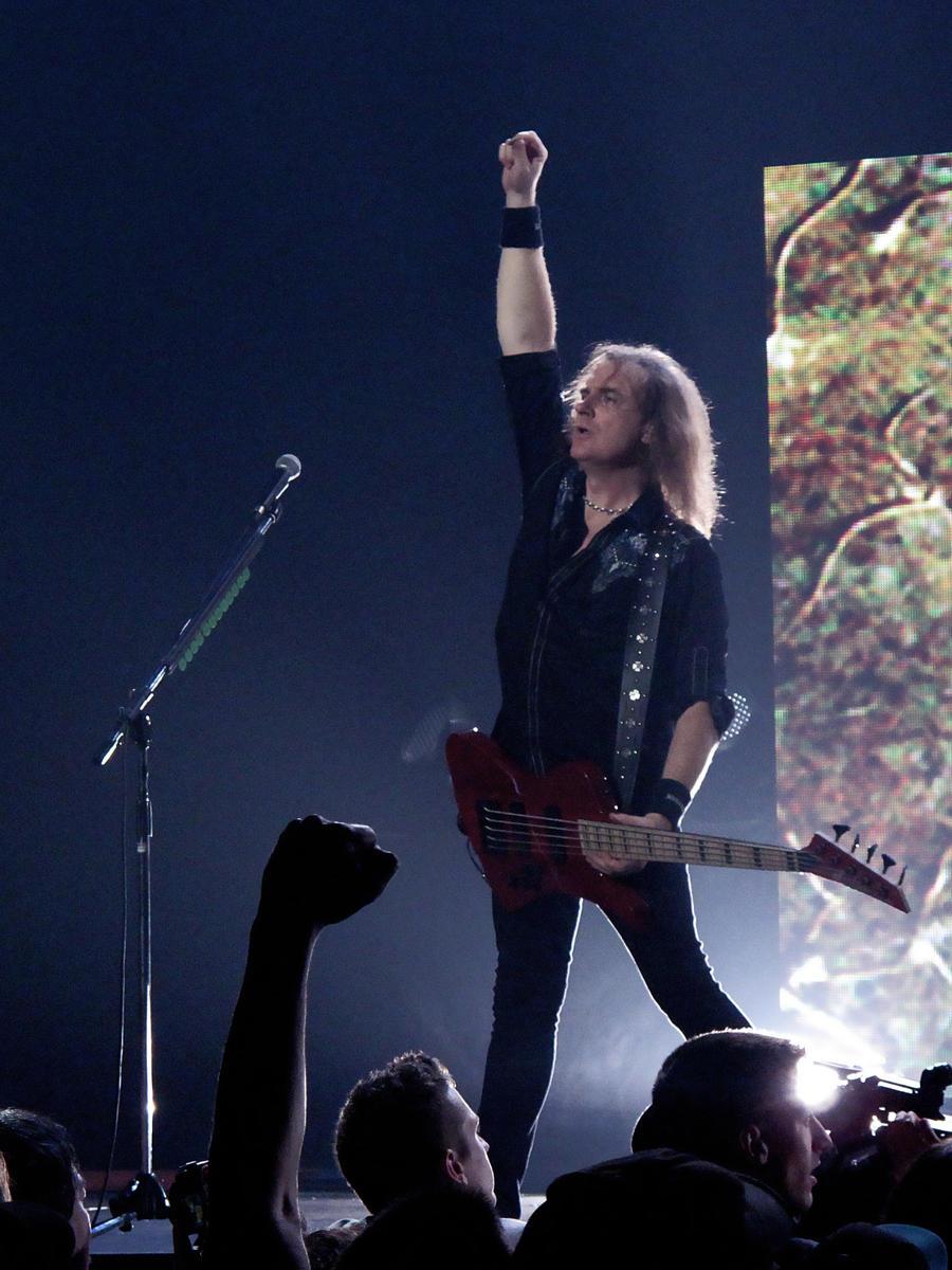 Megadeth by KMourzenko