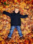 Bogdan in Fall Foliage