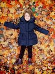 Kalyna in Fall Foliage
