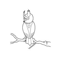 Vigil the Noctowl