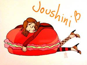 Joushini et le macaron