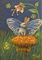 Fairy Bunny by katTink