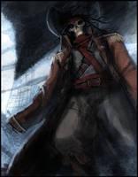 Scarecrow by Morriperkele