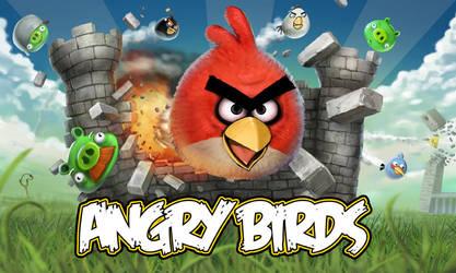 Angry Birds by Morriperkele
