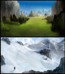 Journey to the Far Lands pt 2.