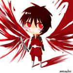 Bloody CHIBI : Shinn Asuka