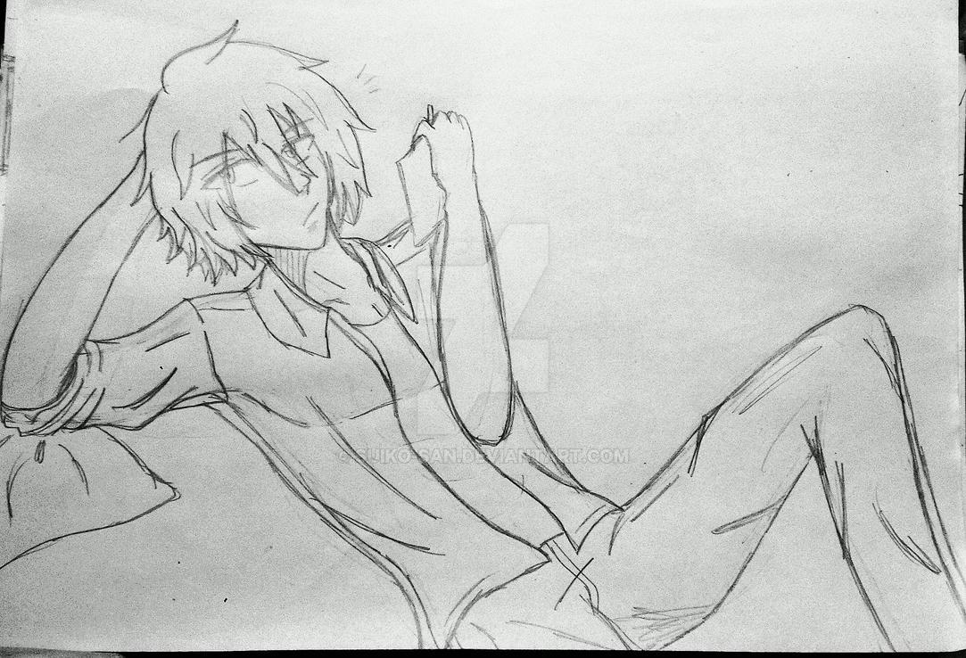 Body Pose Practice by Suiko-san