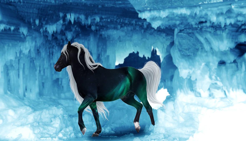 Aurora Borealis. by puremayhem