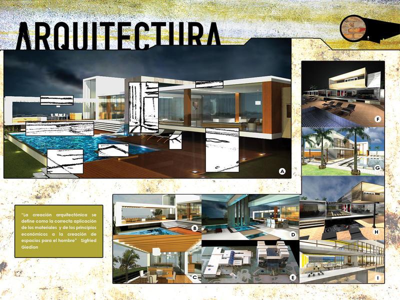 Pagina Arquitectura By Ldp6 On Deviantart