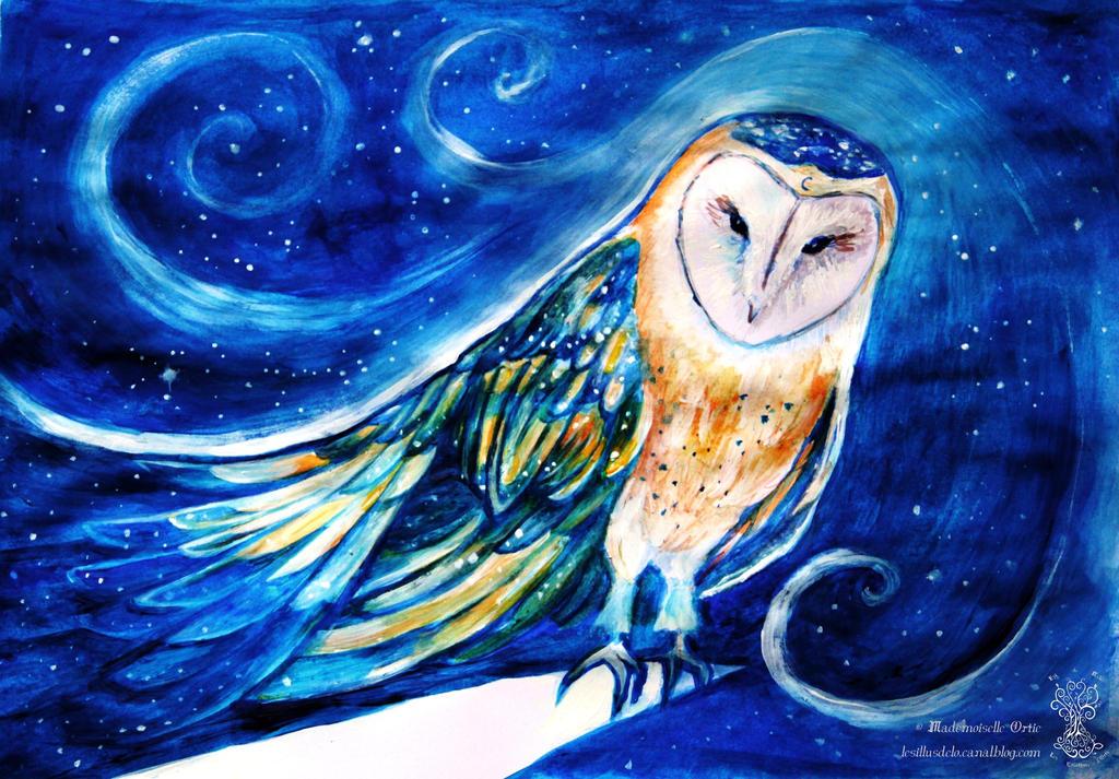 The Great Nightspirit by MademoiselleOrtie